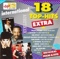 Cover  - Top 13 (Extra) 18 Top-Hits Extra [1993]